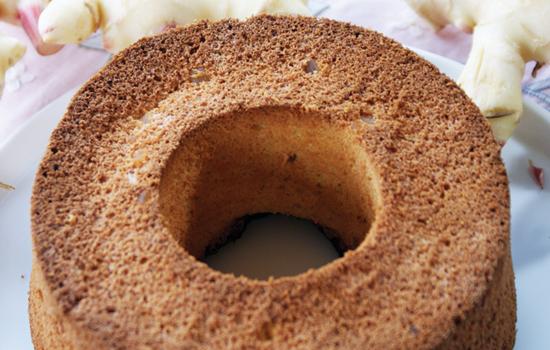 米粉としょうがのジンジャーシフォンケーキ01