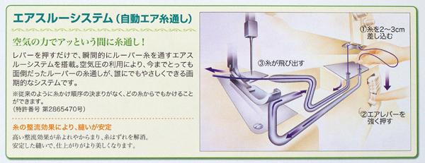 1本針3本糸ロックミシンBL34EXS写真01